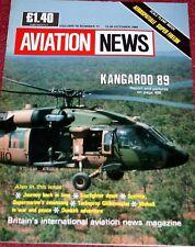 Aviation News Magazine 18.11 Super Frelon,F-104 Starfighter,Walsall,Scimitar