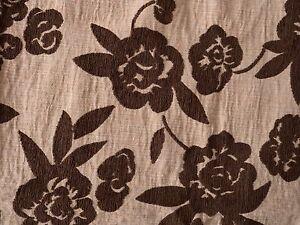 Upholstery Fabric - Mayfair Chocolate (14.5m)