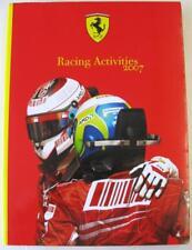 FERRARI RACING ACTIVITIES 2007 Unknown Car Book