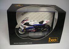 SUZUKI GSV-R MOTO GP 2005  21  J. HOPKINS 1:24 IXO