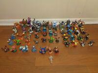 Skylanders Lot 56 FIGURES | Trap Team | Giants | Swap-Force Spyro's Adventure