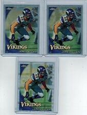 (3) 2010 TOPPS CHROME JARED ALLEN #C202 REFRACTOR LOT (2) BASE & (1) XFRACTOR