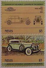 1932 Pierce Arrow V12 coche Sellos (líderes del mundo / Auto 100)