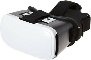 Onn Virtual Reality Smartphone Headset Samsung android IPhone Red, white, pink