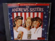 The Andrews Sisters ‎– The Immortal Hits Of