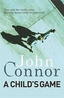 New, A Child's Game, Connor, John, Book