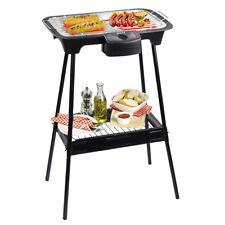 Barbecue Elettrico BBQ Supporto Griglia Elettrica Bistecchiera da Tavolo 2000W