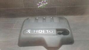 GENUINE PEUGEOT 307 DIESEL 1.6 HDi  ENGINE COVER 9656651480 FREE P&P!