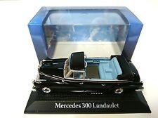 MERCEDES 300 LANDAULET ADENAUER 1:43 NOREV DIECAST MODELL AUTO CAR