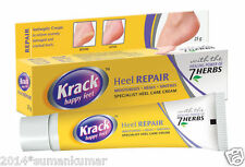 2 Krack Cream For rough & cracked heels chapped hands 25g