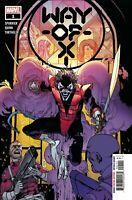 Marvel Comics Way of X 1 - 1st Print (2021) CVR A NEW
