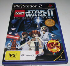 Lego Star Wars II the Original Trilogy PS2 PAL *Complete*
