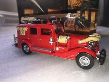 Matchbox Fire Engine Series YFE03, 1933 Cadillac Fire Wagon from 1993