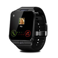 LATEST DZ09 Blue-tooth Smart Watch Camera SIM For LG Samsung Android Phones