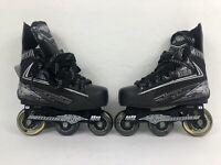 Mission AXIOM A3 Inline Roller Hockey Skates Size Youth 11E NIB