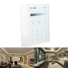 LED Touch Panel Remote Controller  Brightness Dimming AC 220V Milight T1 4-Zone