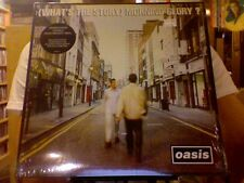 Oasis (What's the Story) Morning Glory? 2LP sealed vinyl + download 2014 reissue