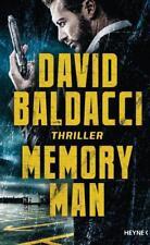 Memory Man von David Baldacci (2016, Gebundene Ausgabe)