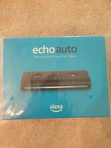 Amazon BP39CN Echo Auto Smart Assistant - Black