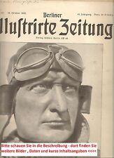 1932 Geburtstagszeitung BIZ Zeitung vom / zum 85. Geburtstag Geschenk / Jubiläum
