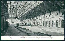 Varese Luino Stazione Treno cartolina QK2231