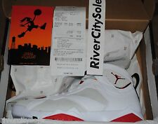 Jordan 7 VII Hare sz 11 NIB With Receipts VII Free Shipping!