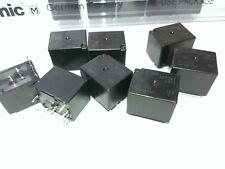 [2 pcs] NAIS ACT212 Automotive Power Relay 12VDC SPDTx2 20A, 8 terminals