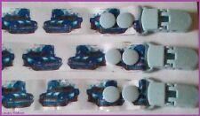 1 x GT FORD, Dummy Clip, Pacifier, Boy, Girl, Baby, Car, Grosgrain, Ribbon