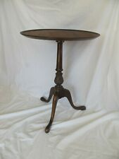 Antique Ferguson Bros. MFG Co. Mahogany Table   tea / coffee service table