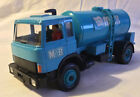 Vintage Britains Farm Vehicle Milk Tanker Lorry Magirus Deutz Iveco Leyland