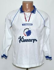 COPENHAGEN 1998/1999 HOME FOOTBALL SHIRT JERSEY UMBRO SIZE L KIDS LONG SLEEVE