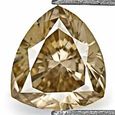 AUSTRALIA Fancy Color Diamond 0.48 Cts Natural Untreated Fancy Brown Trilliant