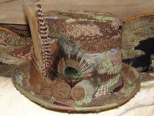 custom made fairy hat boho festival