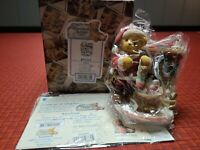 Cherished Teddies Sanford Santa Celebrate Family Friends 534242 New In Box