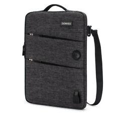 """Domiso Laptop sleeve case Shoulder Macbook Bag for 10"""" 13"""" 14"""" 15"""" 17"""" Notebook"""