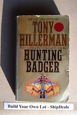 Tony Hillerman Paperback Hunting Badger *ShipDeals* Build-Your-Own-Lot