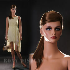 Fiberglass Female Display Mannequin Manikin Manequin Dummy Dress Form Mz-Lisa3