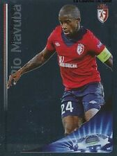 N°425 RIO MAVUBA # FRANCE LILLE LOSC CHAMPIONS LEAGUE 2013 STICKER PANINI