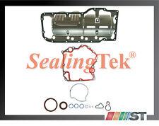 Fit 99-13 Dodge Jeep Ram 4.7L V8 Engine Lower Conversion Gasket Set oil pan tray
