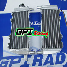 FOR Yamaha YZ250 YZ 250 1996-2001 1997 aluminum radiator