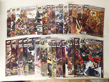 Transformers Armada/ Energon issues #1-10,13-28,30 +Guidebooks Dw Comics 2002 Fl