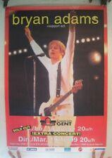 Bryan Adams Poster 1999 Concert Tour
