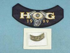 Harley-Davidson 1999 Patch & Pin