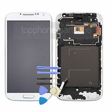 LCD Display Touch Screen Digitizer+Frame Replacement For Samsung Galaxy S4 i9500