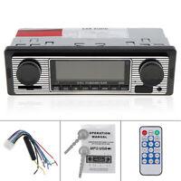 Bluetooth Auto Stereo Radio MP3-Player USB / SD / AUX / FM Empfänger mit Halter