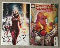 CAPTAIN MARVEL #8 Regular Cover & VIRGIN VARIANT 1st App STAR ⭐NM- & NM+
