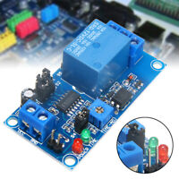 DC 12V Time Delay Relay Module Circuit Timer Timing Board Switch Trigger Tool