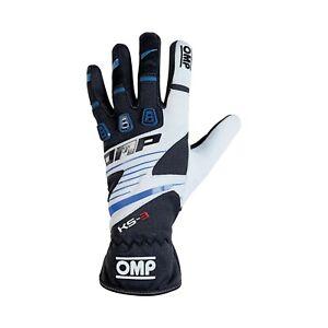 OMP KS-3 Karting Gloves | KK02743E ( KS3, Kart, Race )