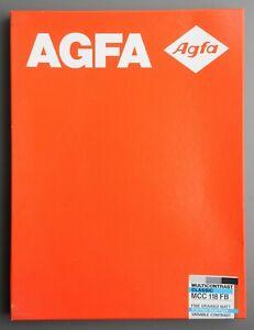 Agfa Multicontrast Classic MCC 118 FB Baryt Fotopapier 50 Blatt 30,5 x 40,6 cm