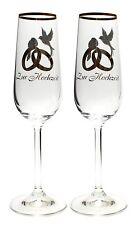 Sektgläser Hochzeitsgläser Sektglas Set Zur Hochzeit Gläser von GlasXpert